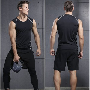 MIRACO men's sleeveless t-shirts, tank tops, compression shirts, and muscle shirts to keep cool for your workout