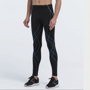men's-long-tights-half-tights-short-activewear- muscle-support-effective-moisture-sweat-management-anti-odor-oxygen-delivery-enhance-performance- fight-fatigue- night-reflective-night-safety-light-weight