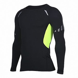 men-compression-long-sleeve-top-men-short-sleeve-top-men-sleeveless-tops- all-round-upper-body-compression-coverage-long-tights-half-tights-short-activewear- muscle-support-effective-moisture-sweat-management-anti-odor-oxygen-delivery-enhance-performance-