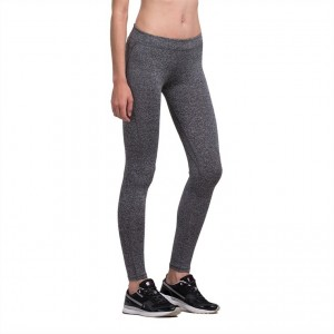 MID-RISE Women's Shaping up effect Running Yoga Gym Tights Fitness Hip compression Pants